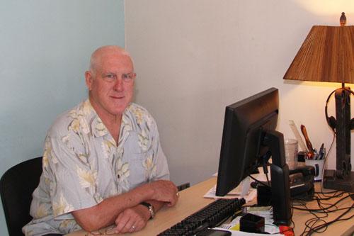 Bob desk picture