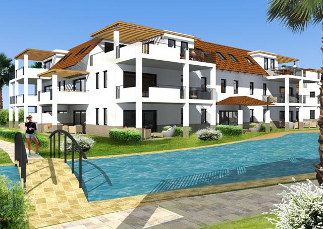 New development Resort Bonaire
