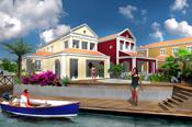 Water villas Bonaire - new