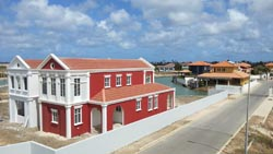 Watervillas bonaire New construction